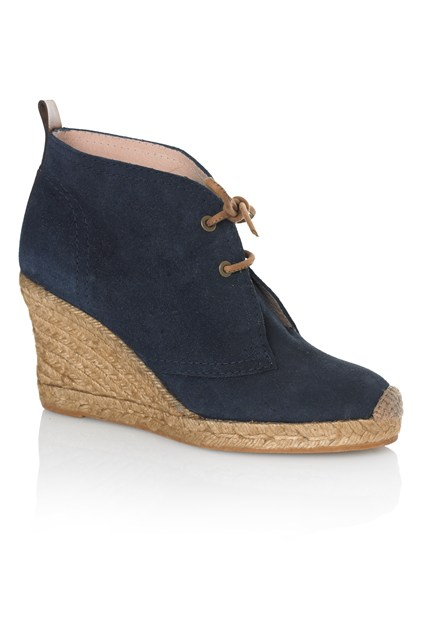 Marcus Espadrille Ankle Boots