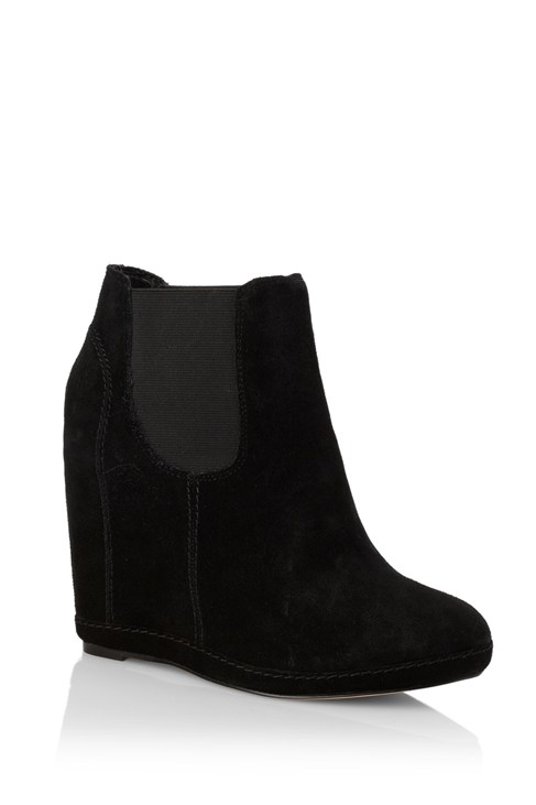 Kaya Wedge Ankle Boot