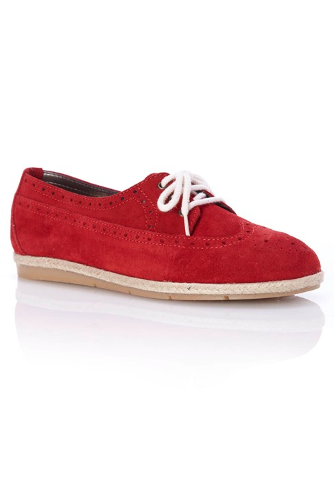 Delia Lace-Up Espadrilles