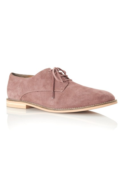 Rufus Lace-Up Derbys