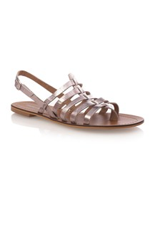 Leather Fisherman's Sandals