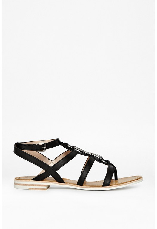 Harmony Leather Sandals