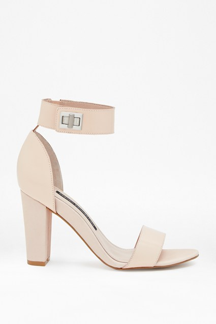 Katrin Leather Sandals