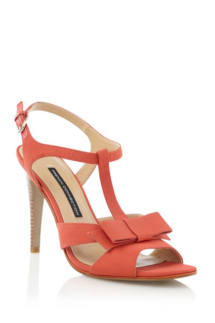 Nora Bow Sandals