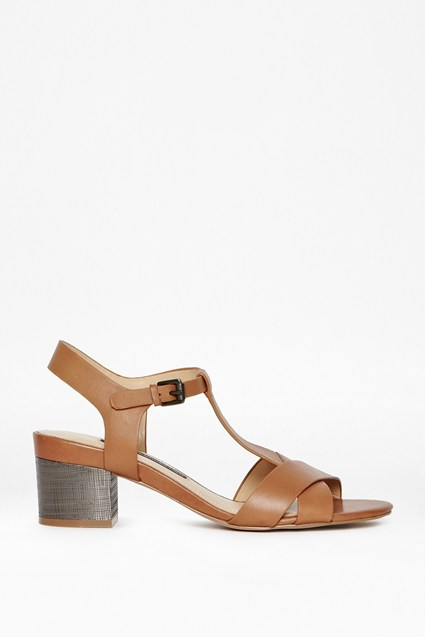 Lara Leather Sandals