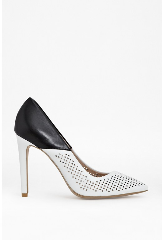 Maya Perforated Heels
