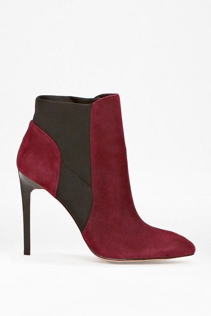 Morgann Heeled Ankle Boots