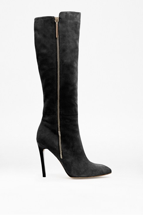 Molly Heeled Long Boot