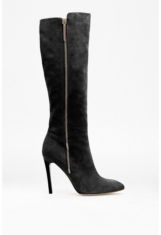 Molly Suede Knee High Boots