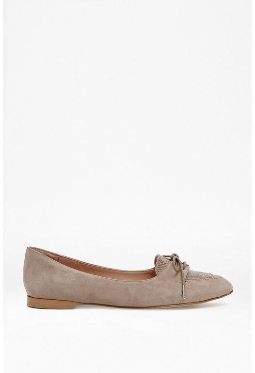 Ginny Suede Pumps