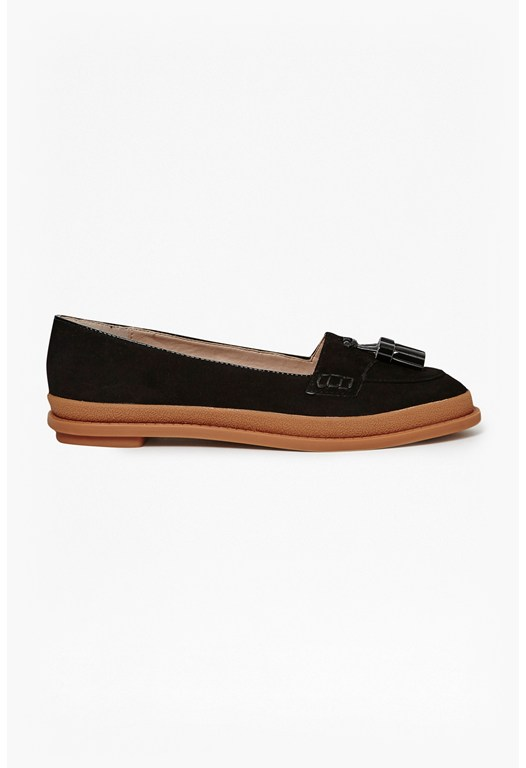 Palmer Suede Loafers