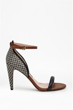 Looks Great With Nanette Woven Heel Sandals