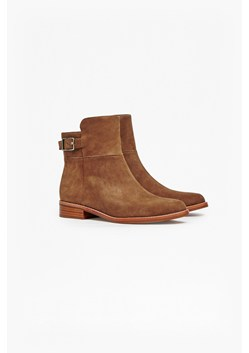 Greecia Leather Ankle Boots