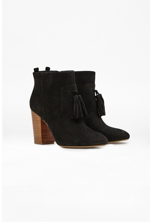 Linds Leather Ankle Boots