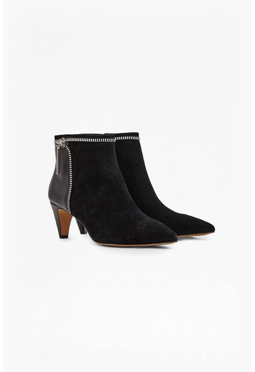 Kordelle Suede Ankle Boots