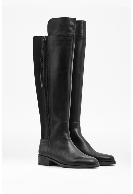 Greggie Knee High Boots