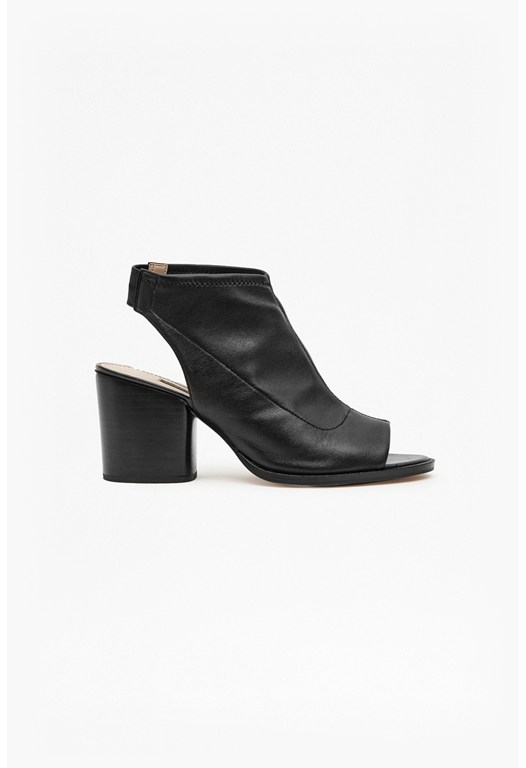 Cilly Open Toe Shoe Boots