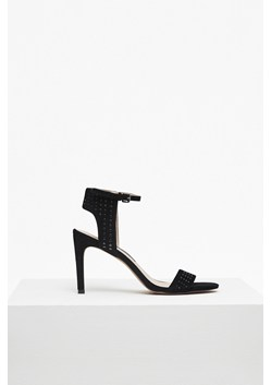 Licca Stud Heeled Sandals