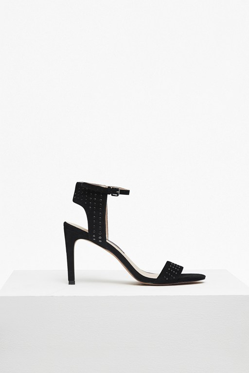 Complete the Look Licca Stud Heeled Sandals