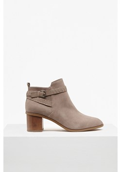 Claudia Heeled Ankle Boots