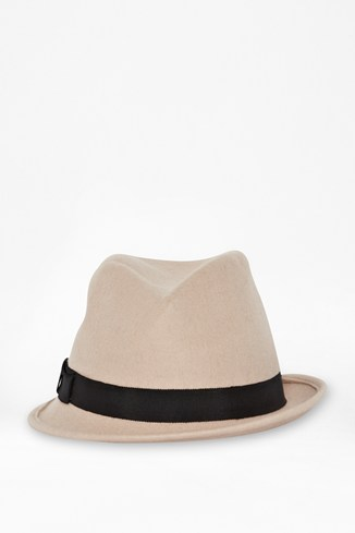 Darling Wool Trilby Hat