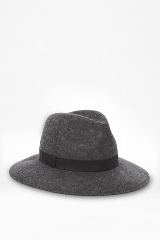 Lisa Wool Fedora Hat