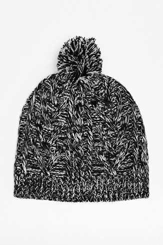 Flecky Bobble Hat