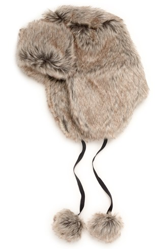 Furry Fix Trapper Hat