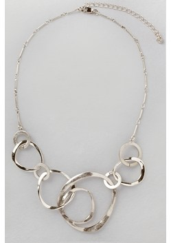 Organic Rings Necklace