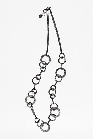 Mottled Rope Necklace