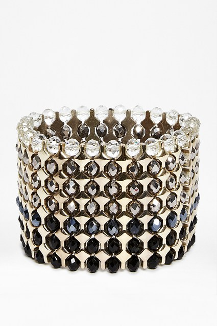 Ombre Sparkle Stretch Bracelet