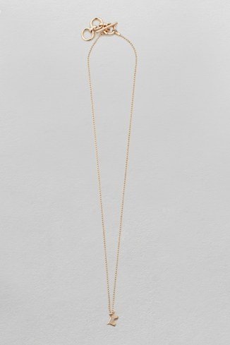 Dog Ditsy T-Bar Necklace