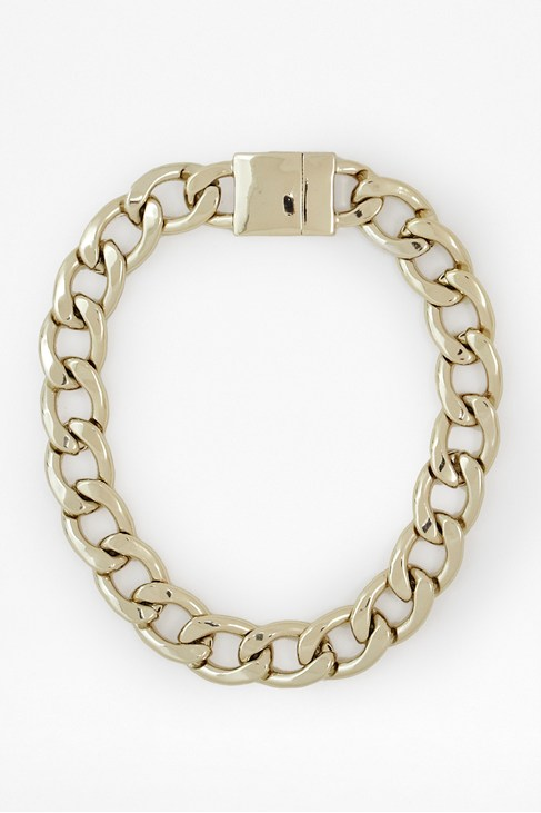 Chunky Curb Chain Collar