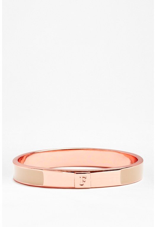 Varsity Enamel Bangle