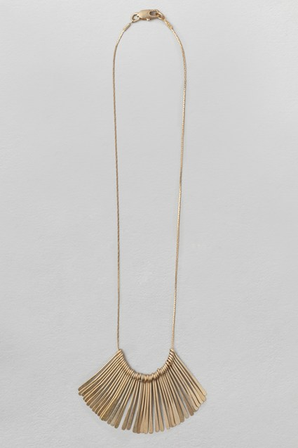 Mini Matchstick Necklace