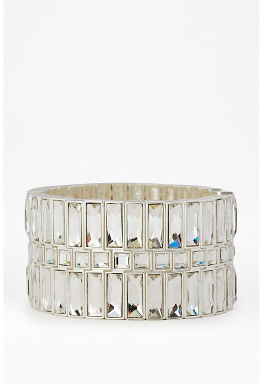 Swarovski Stretch Bangle