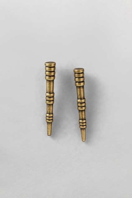 Weight Post Earring