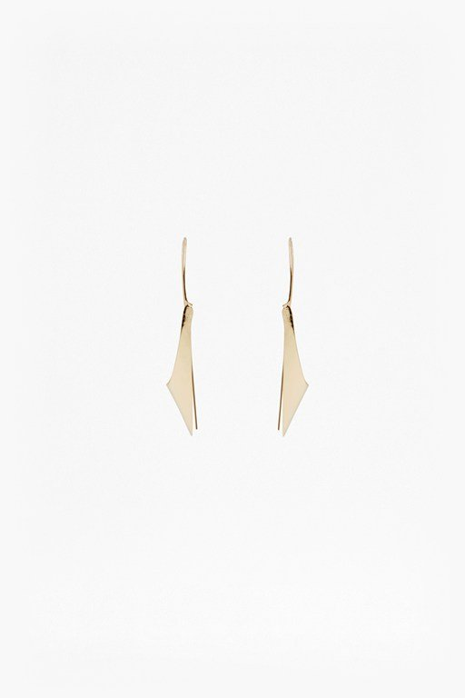 Complete the Look Geo Spiral Earrings