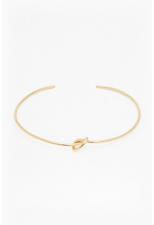 Core Looped Knot Choker