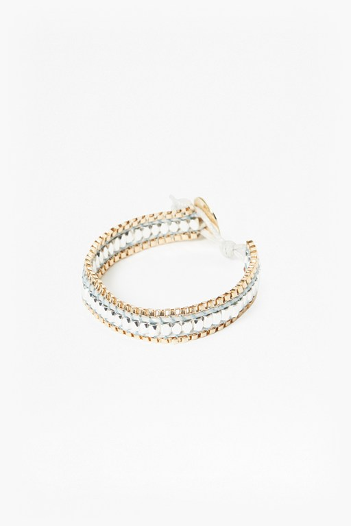 Complete the Look Beach Slim Beaded Bracelet