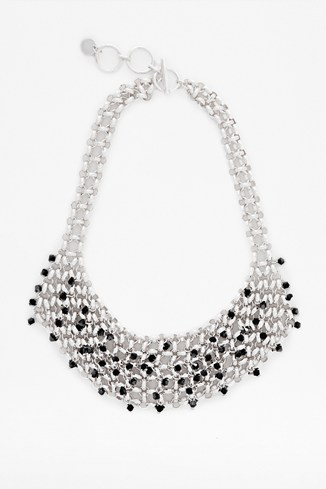 Swarovski Elements Beaded Collar