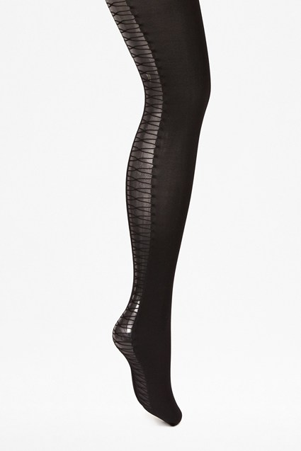 Criss-Cross Ladder Tights