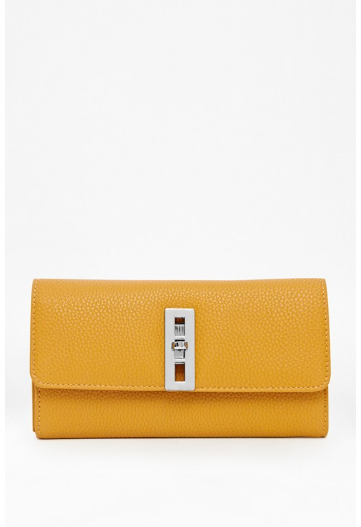 Belle Twist Lock Wallet