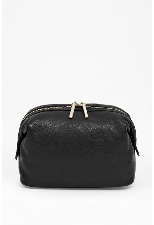 Marissa Leather Make-Up Bag