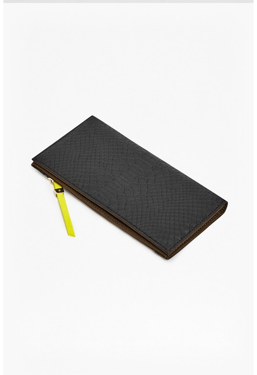 Shona Snake Effect Wallet