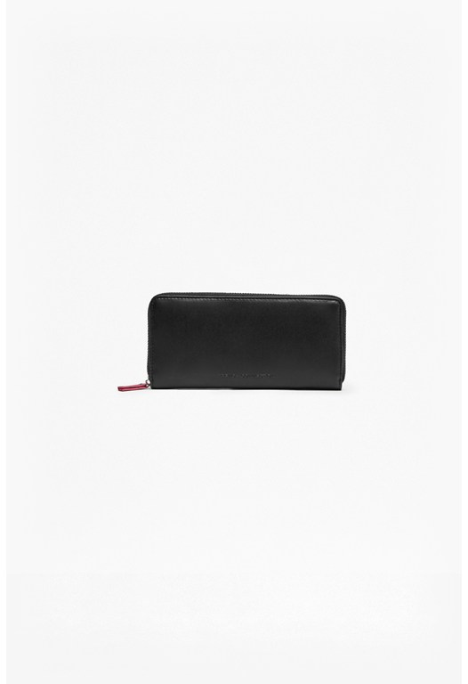 Colour Pop Faux Leather Wallet
