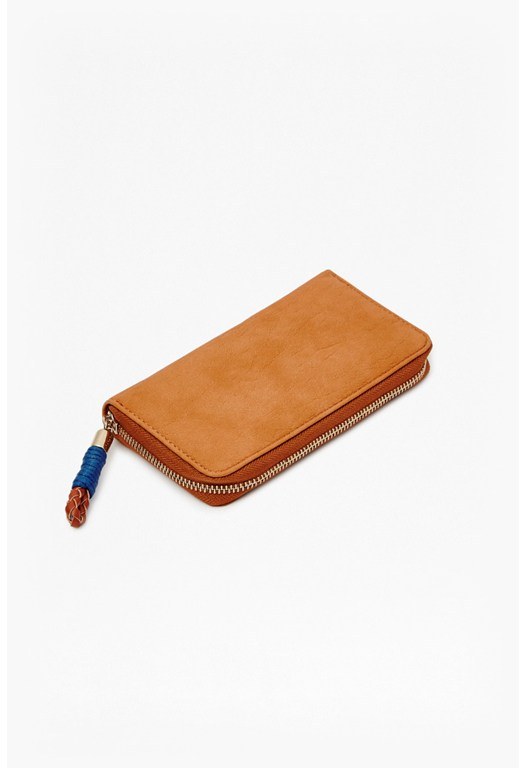 Carol Zip Around Wallet