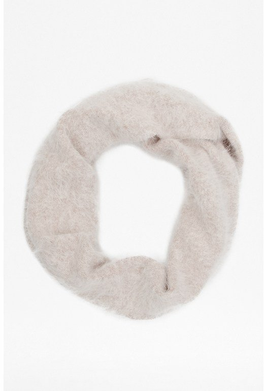 Kitten Knitted Angora Snood