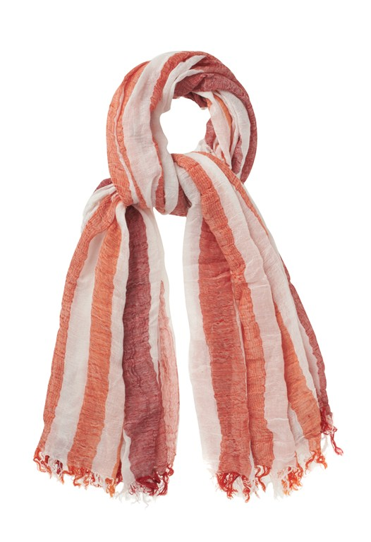 Summer Stripe Scarf