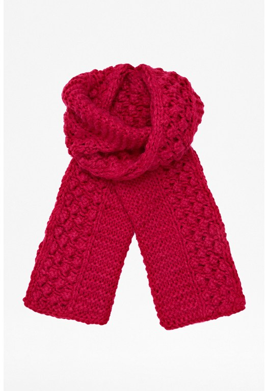 Fifi Knitted Scarf